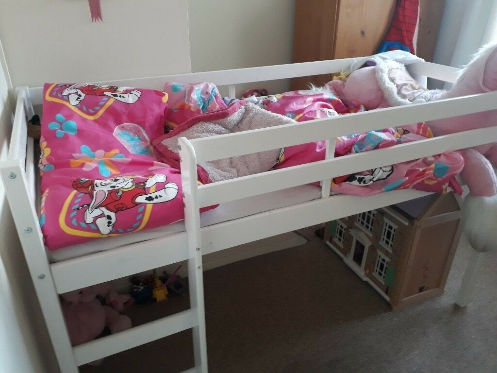 MID SLEEPER SHORTY BED