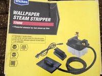 Wickes steam wallpaper stripper