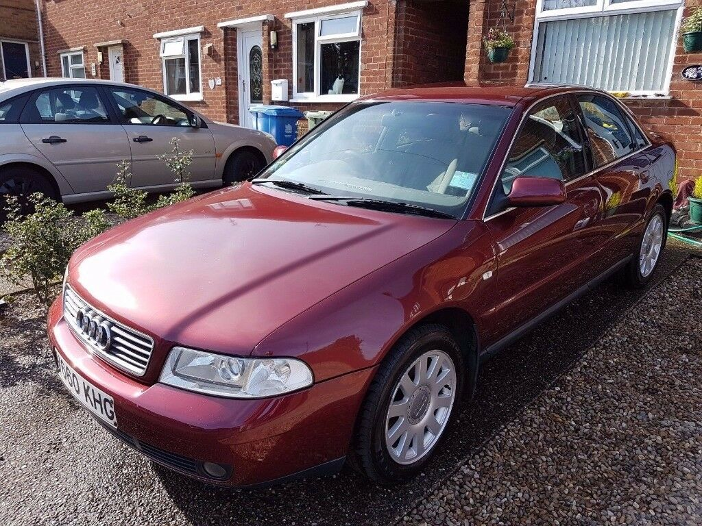 POWERFUL And RELIABLE Audi A Mot To August In Ashtonunder - 2018 audi a4 reliability