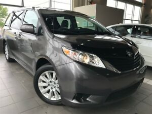 2013 Toyota Sienna All Wheel Drive | Keyless | Bluetooth | Backu