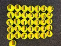 Teloon Coaching Pressureless Tennis Balls x 36 ITF / CTA approved