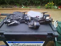 FISHING JOB LOT DAIWA ABU