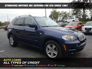 2011 BMW X5 ONLY 93000 KMS, / NAVI / BACK-UP CAM / PANO ROOF