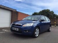 FORD FOCUS 1.8 DIESEL SERVICE HISTORY NEW MOT