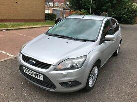 2008 Ford Focus 1.8 TDCi Titanium 5dr Warrented Mileage @07445775115