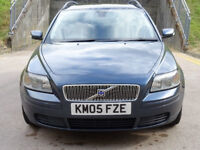 VOLVO V50 2.0 D S 5d 135 BHP GREAT CONDITION + SERVICE RECORD + 2 PREVIOUS KEEPERS +