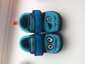 Baby boys slippers