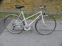 Classic Raleigh Sport Road Hybrid City Bike