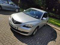 2006 Mazda 3 1.6 TS2 Manual, 2 Owners, MOT with no advisories