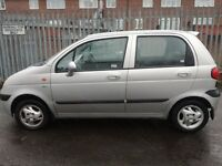 Daewoo Matiz 0.8L....Low Mileage......Low insurance car....well looked after
