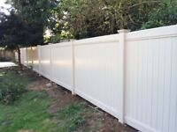 PVC Fencing - clearance sale !