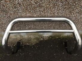 Mercedes ML chrome bar