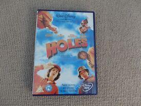 dvd (Holes)