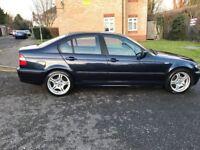 2003 BMW 3 Series 2.0 318i SE 4dr Manual @07445775115