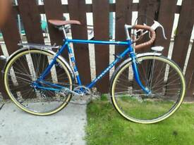 Vintage Peugeot Road Bike , Ladies / Youths