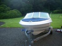 Bayliner bowrider 18ft