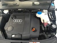 Supplied & fitted Audi A4 2.0 TDI Diesel engine