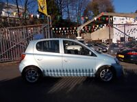 Toyota Yaris 1.3 VVT-i Blue 5dr LADY OWNED LOW INSURANCE & TAX