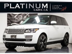 2015 Land Rover Range Rover SUPERCHARGED, NAVI,