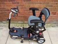 TGA MINIMO FOLDABLE MOBILITY SCOOTER IDEAL FOR THE CAR BOOT