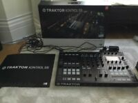 Traktor S8 with Software & all cabling