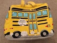 'School Bus' Changing Bag