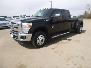 2015 Ford F-350 LAR 4X4 DRW ONLY 76,367 KMS