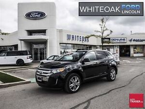 2013 Ford Edge SEL, Navigation, full moon roof, 20 chromes, powe