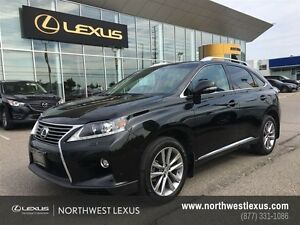 2015 Lexus RX 350 Sportdesign TECHNOLOGY PACKAGE
