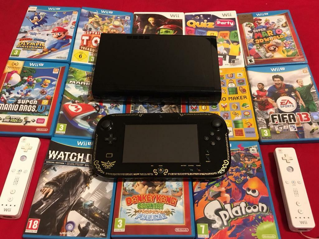 Boxed, as new Nintendo wii u, Xmas present 👌