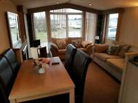 Caravan to rent at Silversands,Lossiemouth
