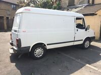 LDV pilot van diesel with low mileage in good condition for the age