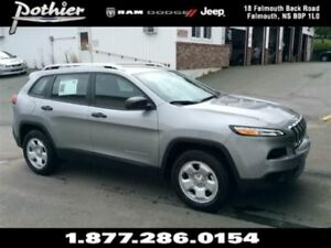 2017 Jeep Cherokee Sport | HEATED SEATS | 5.0 TOUCH SCREEN | UCO