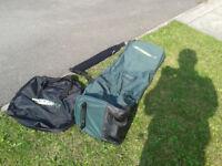 Golf Travel / Flight bags x 2