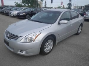 2012 Nissan Altima 2.5 S | LOW KMS!!! | Well Equipped |