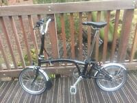Brompton M3L Immaculate Condition