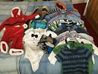 Boundle of Boys clothes size 12-18 months