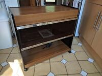 Free: Philips electric hostess trolley