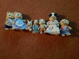 Sylvanian family bundle