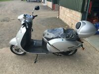 Lambretta Pato Scooter 151cc brand new in a crate