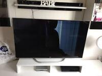 "LG 3D 47"" Smart Tv (Cracked screen)"