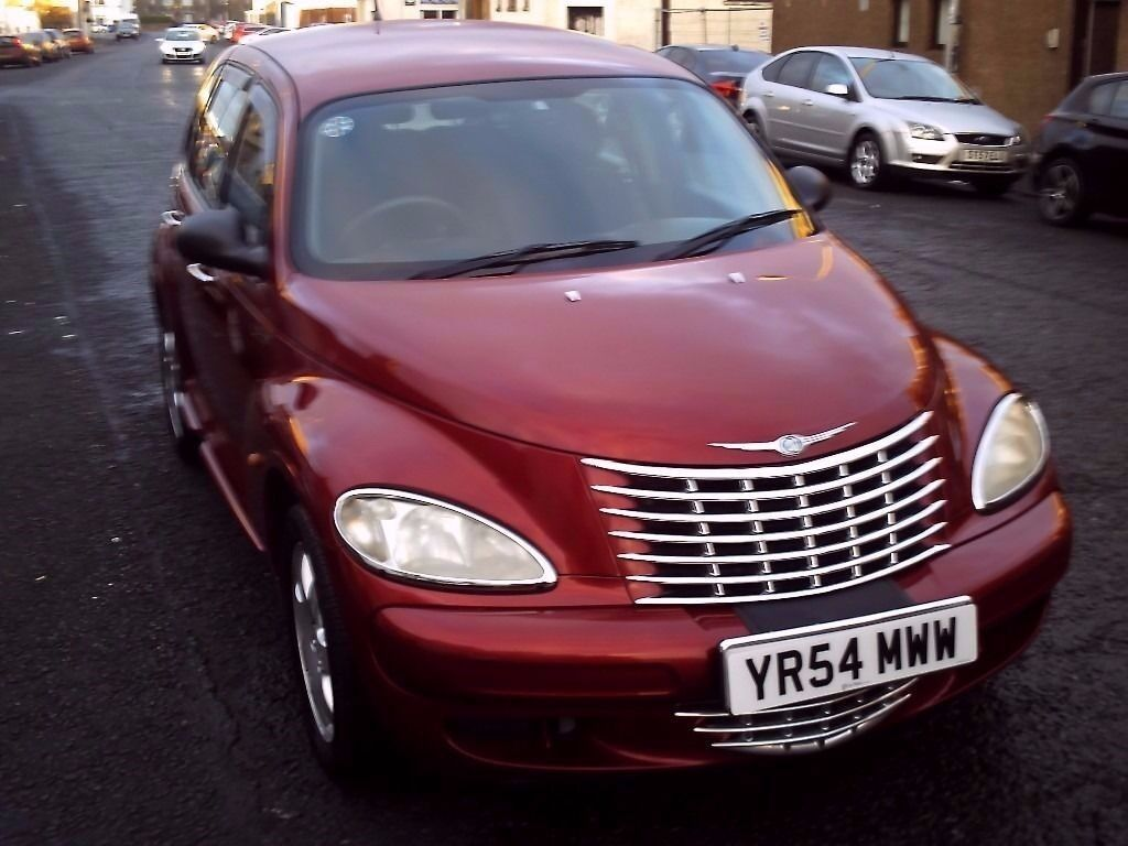 2004 54 CHRYSLER PT CRUISER 2.2 CRD CLASSIC DIESEL ** VERY NICE CAR ** GOOD HISTORY **