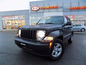 2010 Jeep Liberty Sport Aut A/C Cruise