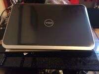 DELL Laptop Inspiron 17R-5720 Intel Core i7 3612QM 12 GB Memory 750GB + 128GB MSATA Drive SSD Drive
