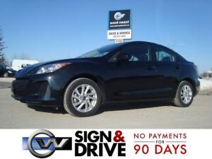 2013 Mazda MAZDA3 GS-SKY *JANUARY SALE* $43 A WEEK $0 DOWN*