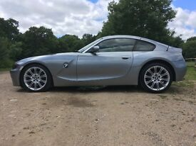 Future Classic - BMW Z4 Coupe M Sport Si Sport in Gunmetal Grey Silver Manual