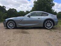 Future Classic - BMW Z4 Coupe M Sport Si Sport in Gunmetal Grey Silver Manual