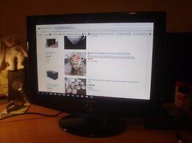"Samsung LE19R71B Computer monitor -19"" screen"