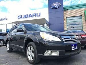 2011 Subaru Outback 2.5 I Pzev at