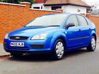 FORD FOCUS 1.6 LX 2006 LOW MILEAGE CAMBELT CHANGED 1YRS MOT 3 MONTHS WARRANTY CALL NOW